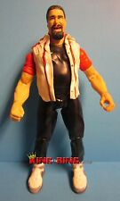 WWE Jakks Ruthless Aggression MICK FOLEY Wrestling Figure RAW GM ecw