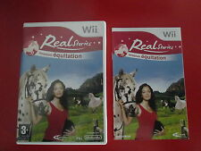 Real Stories Mission Equitation  - JEU NINTENDO Wii / Wii U !!!