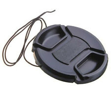 Universal Snap-On Front Lens Cap for Canon Nikon Sony Sigma Pentax  Olympus 77mm