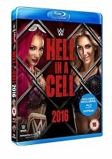 WWE Hell In A Cell 2016 [Blu-ray] NEU Region Code B Rollins vs. Owens