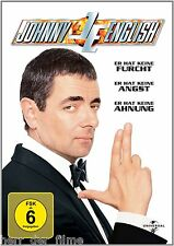 JOHNNY ENGLISH (Rowan Atkinson, Natalie Imbruglia) NEU+OVP