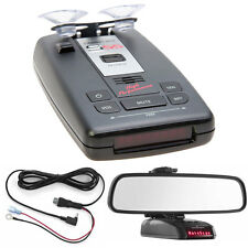 Escort PASSPORT S55 Radar/Laser Detector with Accessories Combo Bundle (Red)