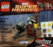 Lego Marvel Super Heroes Rocket Raccoon