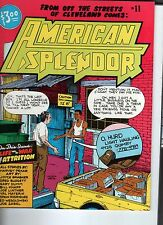 American Splendor # 5,11-13 plus  Dark Horse 9 issue lot ... Harvey Pekar