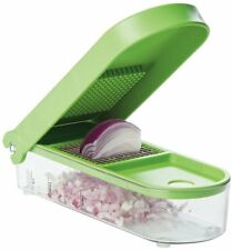 Green Onion Slicer Chopper Cutter Dicer Home Kitchen Prepware Tool Container