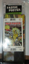 IRON MAIDEN TEXILE POSTER FLAG  RARE NEW SEALED  KILLERS