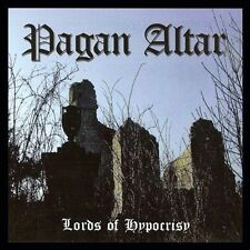 Lords of Hypocrisy by Pagan Altar (CD, 2013, Shadow Kingdom Records) metal NEW