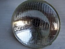 "MILLER HEAD LAMP LIGHT BEAM UNIT LENS 5 3/4"" BSA NORTON TRIUMPH MACHLESS ARIEL"