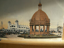 Postcard, Beach Gardens and Pavilion, Gt. Yarmouth, early 1900s, 315