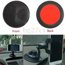 Car Dash Dashboard Adhesive Suction Cup Sucker Mount Disc Disk For TomTom GPS
