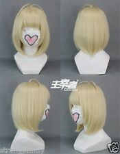 Ao No Blue Exorcist Shiemi Moriyama Anime Cosplay Costume Wig S709