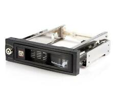 Startech 5.25 inch Tray-less Hot Swap SATA Mobile Rack per 3.5 pollici Hard Drive