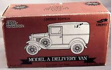 Liberty Classics Ford Model A Delivery Van Diecast
