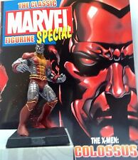 Classic Marvel Figurine Collection COLOSSUS SPECIAL  VERY RARE  SALE!