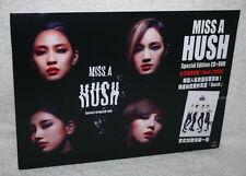miss A Vol. 2 Hush 2013 Taiwan Promo Display