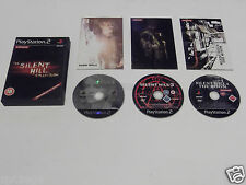 Silent Hill Colección Limited Edition Para PLAYSTATION 2 han Ry Rara""