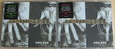 Depeche Mode Useless Remix 2xCD Enhanced Mega Rare Red Sticker & Green Ultra