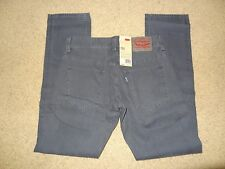 NWT-Levi's 511 Slim Trouser Fit Mens Casual Pants Size 32X30 $64