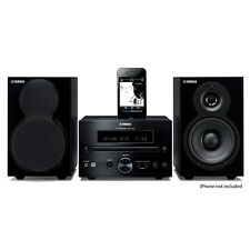 Yamaha Shelf STEREO SYSTEM with CD USB Radio & iPod Dock