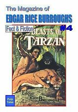 The Magazine of Edgar Rice Burroughs Fact and Fiction #4 by Edgar Rice...