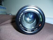 Centon 70 -210mm  1:4.0-5.6 No.948552 Auto Zoom Lens  used with a Canon T70