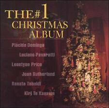 #1 Christmas Album 2001 by Joan Sutherland; Placido Domingo; Luciano . EXLIBRARY