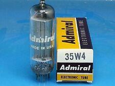 GE 35W4 VACUUM TUBE ADMIRAL ALL AMERICAN 5 Valvola Lampe TSF Röhre SINGLE TUBE