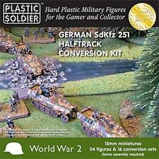 The Plastic Soldier Company 15mm German Sdkfz 251 Conversion kit WW2V15013