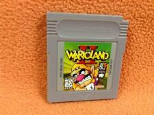 Wario Land II 2 *Cart Only* Nintendo Game Boy Gameboy Super Fast FREE SHIPPING!