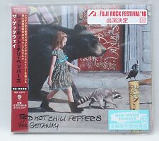 Red Hot Chili Peppers The Getaway JAPAN CD SEALED New Lylics book FS TrackNumber