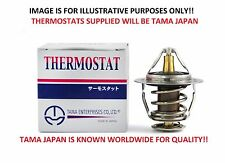 Engine Thermostat (82 Deg) For Isuzu Trooper UBS73 3.0TD 1998-2004 (TAMA BRAND)