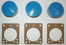 (3) Strainer Kits Suntec, Beckett Oil Burner Includes Gaskets A2VA7116 A2EA6520