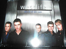 Westlife World Of Our Own Australian (Standard) CD Single