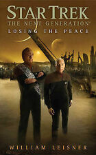 Losing the Peace (Star Trek: The Next Generation), Leisner, William, New Book