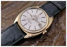 Omega Constellation chronometer automatic vintage watch uhr ref 168.017 cal 564