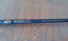 Collectable 1993 Ryder Cup Official Commemorative Persimmon Golf Wood No.1