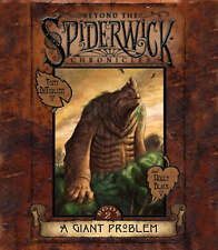 A Giant Problem - Beyond the Spiderwick Chronicles Book 2 - Unabridged Audiobook