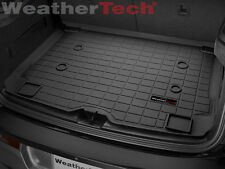 WeatherTech® Cargo Liner Trunk Mat for BMW i3 - 2014-2015 - Black