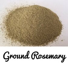 Rosemary, Ground, 4oz. Free Curry Powder Turmeric Ginger Sweet Basil See Details