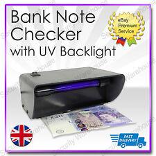 S9T uv électronique faux billet de banque faux argent checker argent détecteur testeur