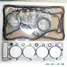 Full Gasket Set Fits 1999-2004 GMC W3500 W4500 W5500 Forward 4.8L Turbo 8 Valve