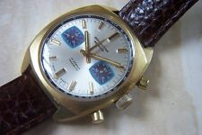 A BRAVINGTONS WETRISTA CHRONOGRAPH WRISTWATCH  VALJOUX 7733 MOV. c.EARLY 1970'S