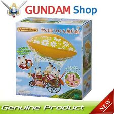 Sylvanian Families  Sky Adventure by Airship V-04 Epoch JAPAN