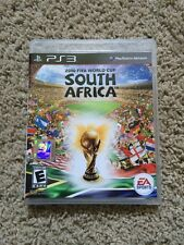 EA Sports 2010 Fifa World Cup South Africa PS3 Playstation 3