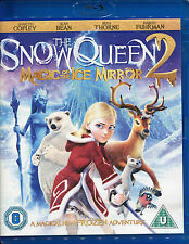THE SNOW QUEEN 2 BLU RAY MAGIC OF THE ICE MIRROR A MAGICAL NEW FROZEN ADVENTURE