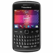 BlackBerry Curve 9360 Black Unlocked Smartphone Mobile Phone New Condition