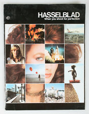 HASSELBLAD CAMERAS AND EQUIPMENT MANUAL