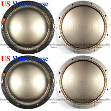 4PCS Diaphragm For JBL 2446J,2447J,2450J,2451J,2452J D8R2440 16 Ohm US Warehouse