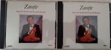 Zamfir Plays The Most Beautiful Melodies 2 Cd's  JMR Heartland Music