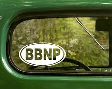 Big Bend National Park Decal Sticker, 2 Oval for Travel Mug, Car, Laptop